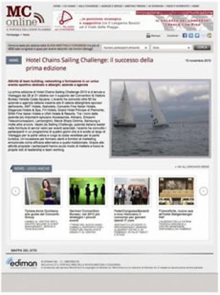 Sailing Challenge